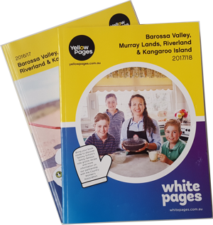 Murray Bridge White Pages telephone books